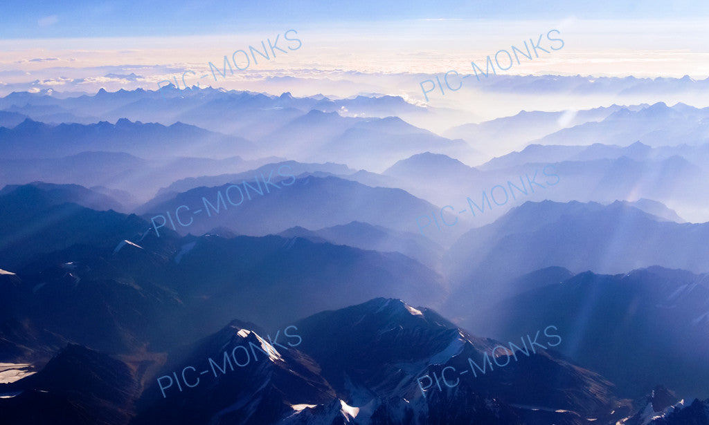 Sea Of Mountains