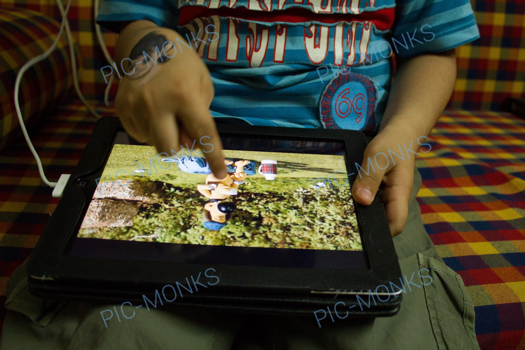 Cartoon Tablet