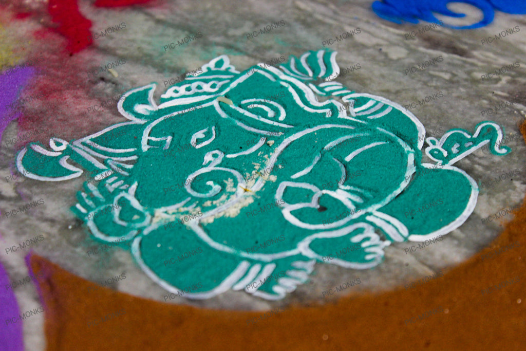 Rangoli - An Indian Tradition