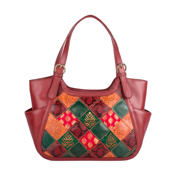 Baga Leather Handbag