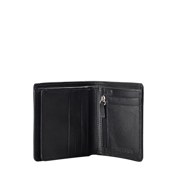 Michelle RFID Blocking Leather Bifold Wallet