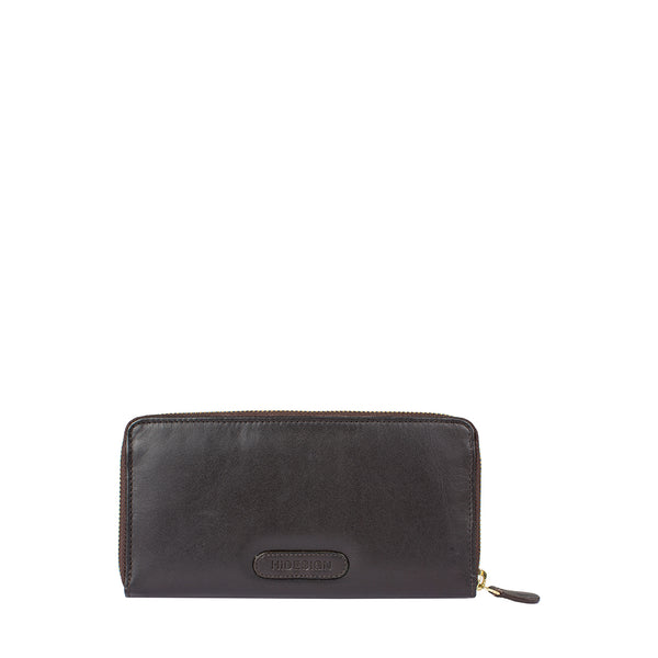 Atlanta RFID Blocking Ziparound Leather Wallet