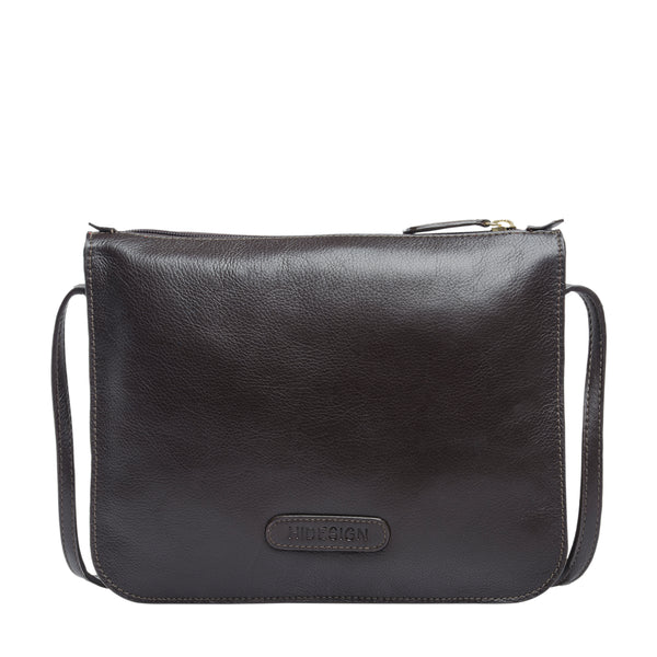 Carmel Small Leather Sling Bag