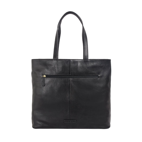 Clara Large Leather Tote