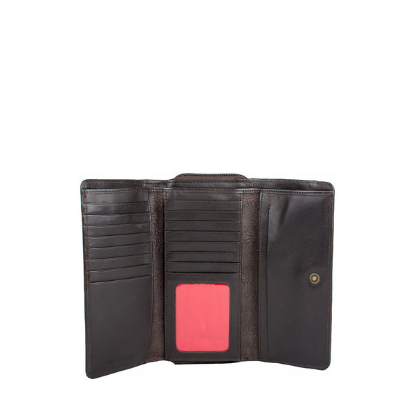 Hema RFID Blocking Trifold Leather Wallet