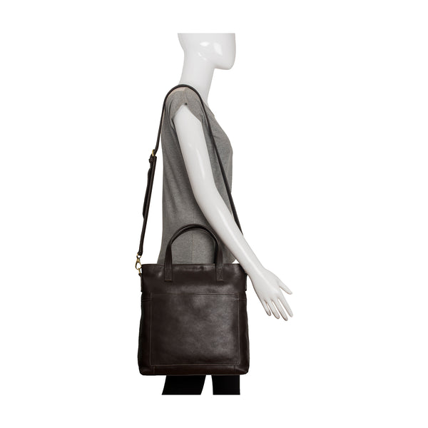 Sierra Medium Leather Crossbody Bag