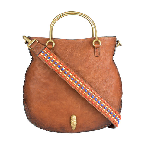 Kiboko Women's Leather Crossbody Bag