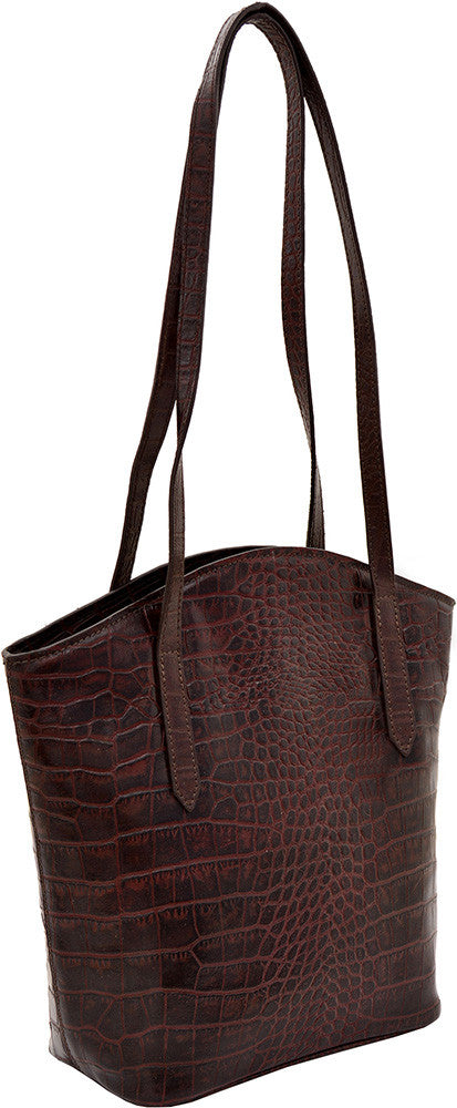Bonn Classic Leather Shoulder Bag