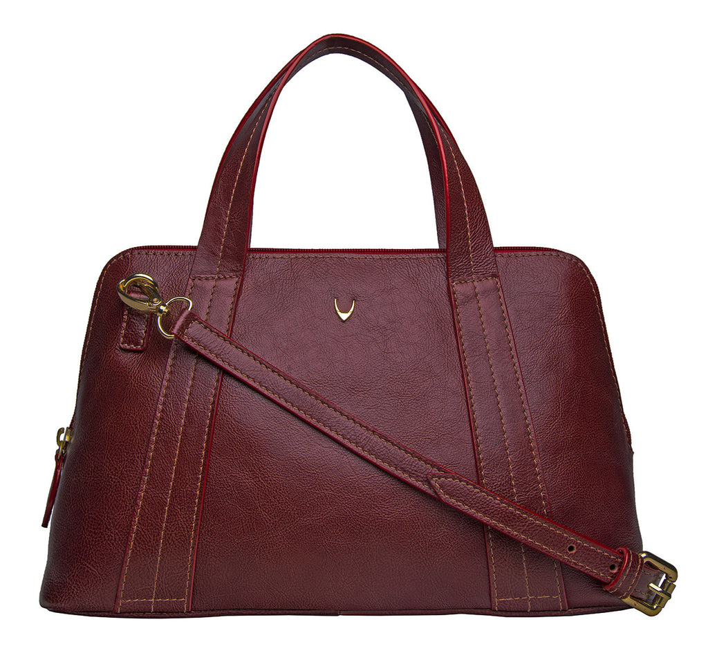 Cerys Leather Satchel