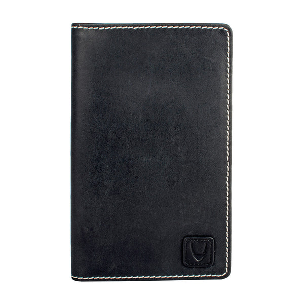 Camel Stitch RFID Blocking Passport Wallet