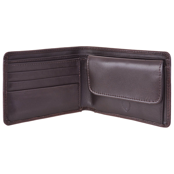 Charles Compact Thin Wallet With Coin Pocket