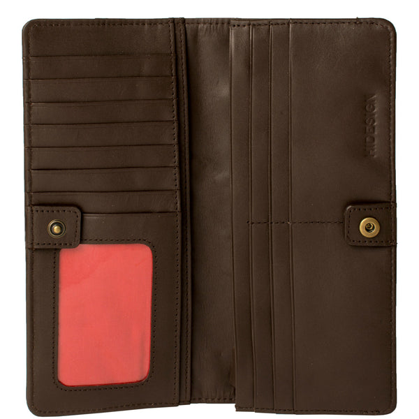 Stitch Bifold Leather wallet
