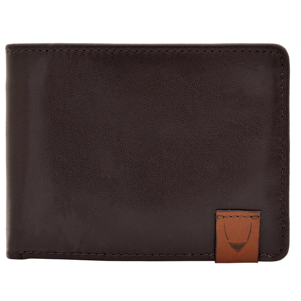 Dylan Slim Bifold Leather Wallet