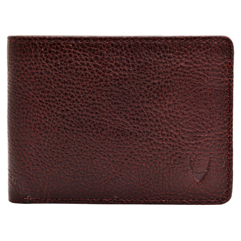 Giles Classic Slim Vegetable Tanned Leather Wallet