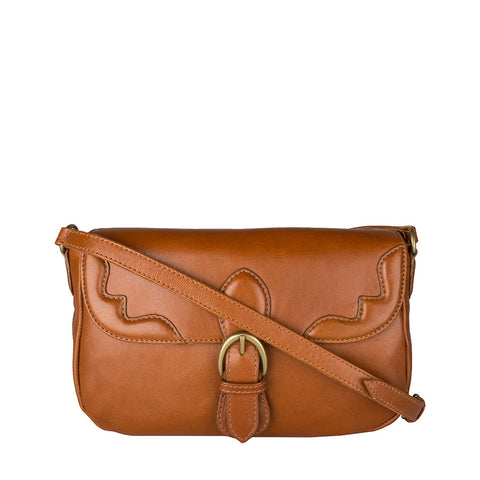 Hemlock Leather Crossbody