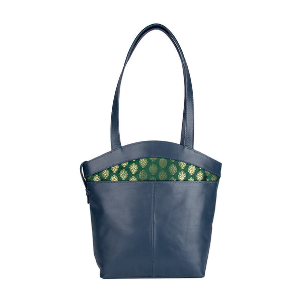 Hema Leather Tote
