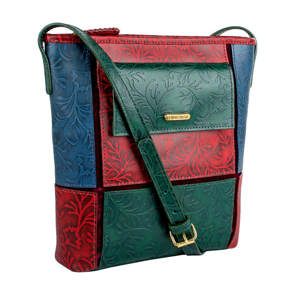 Sindhu Leather Crossbody