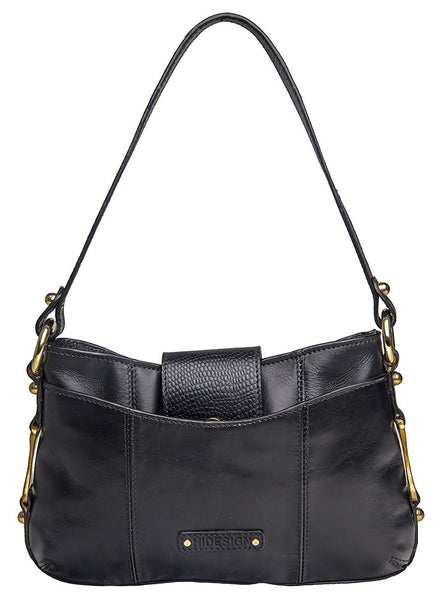 Indus Small Leather Shoulder Bag