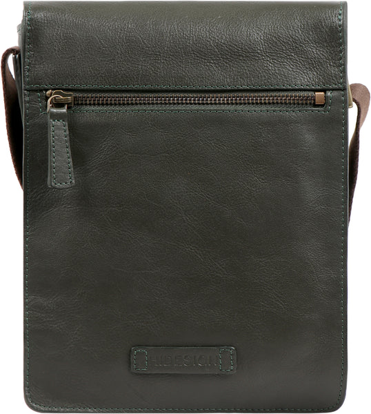 Aiden Small Leather Cross Body Bag