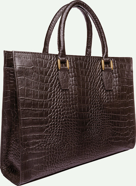 Kester Elegant Women's Leather Work Bag