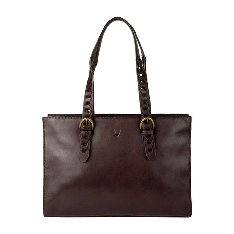 Myrtle Women's Leather Work Bag