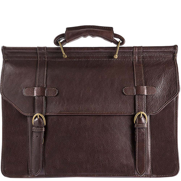 Roma Leather Briefcase