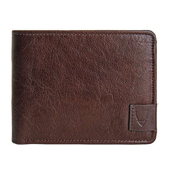 Vespucci RFID Blocking Buffalo Leather Trifold Wallet
