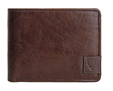 Vespucci Buffalo Leather Trifold Wallet