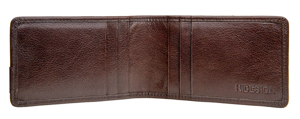 Vespucci Buffalo Leather Slim Card Holder