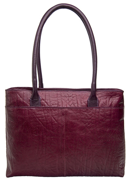 Yangtze Medium Leather Tote