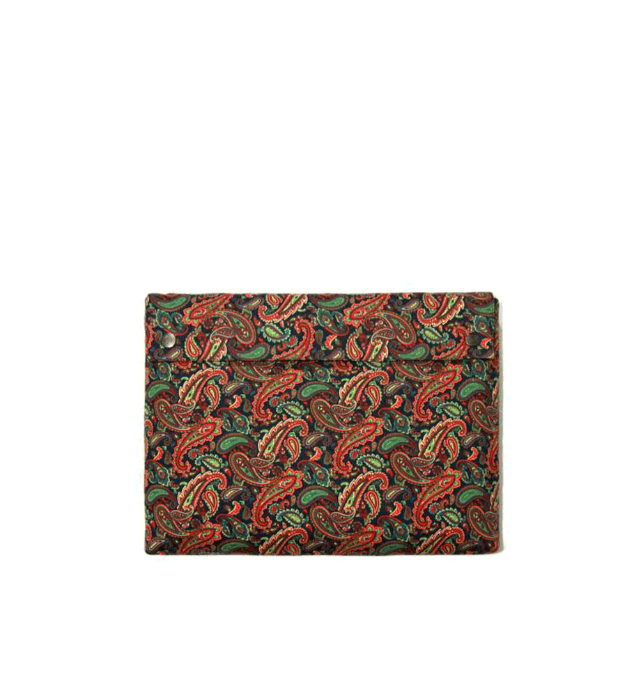 "Folio Case 13"" Classic Paisley Macbook Pro with Touch bar"