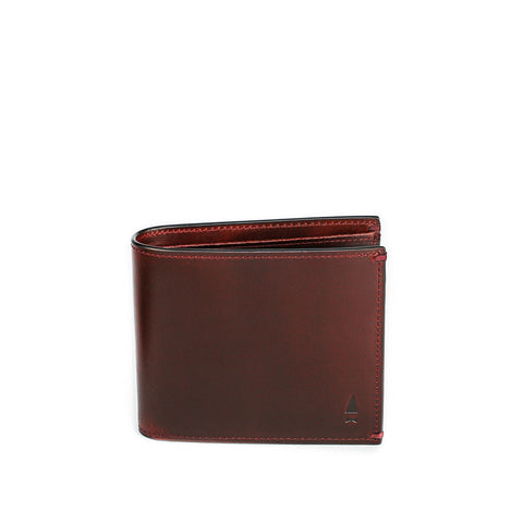 Gnome & Bow LINDEN BILLFOLD - Oxblood - Men's Online Shopping in Singapore | The Assembly Store - 1