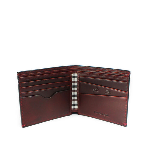 Gnome & Bow LINDEN BILLFOLD - Oxblood - Men's Online Shopping in Singapore | The Assembly Store - 2