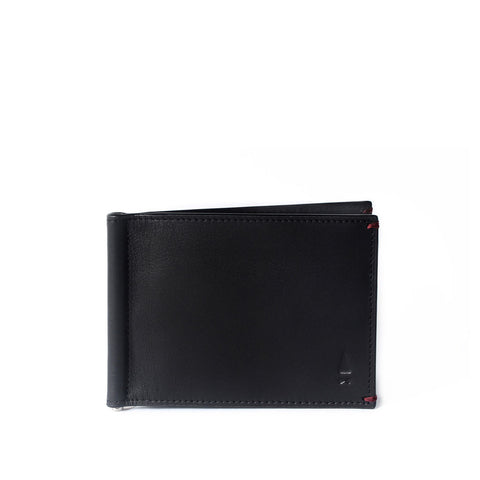 Gnome & Bow REGAL MONEY CLIP BILLFOLD - Onyx Black - Men's Online Shopping in Singapore | The Assembly Store - 1
