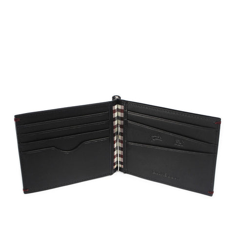 Gnome & Bow REGAL MONEY CLIP BILLFOLD - Onyx Black - Men's Online Shopping in Singapore | The Assembly Store - 2