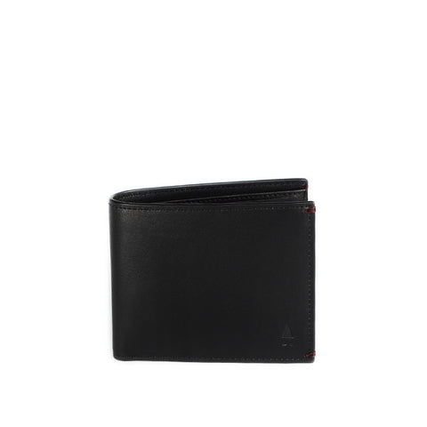 Gnome & Bow LINDEN COIN BILLFOLD - Onyx Black - Men's Online Shopping in Singapore | The Assembly Store - 1