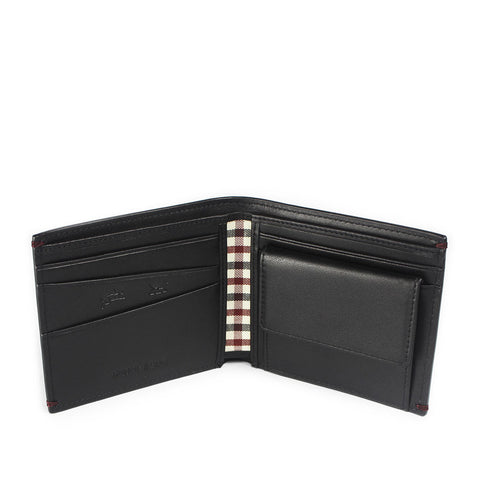 Gnome & Bow LINDEN COIN BILLFOLD - Onyx Black - Men's Online Shopping in Singapore | The Assembly Store - 2