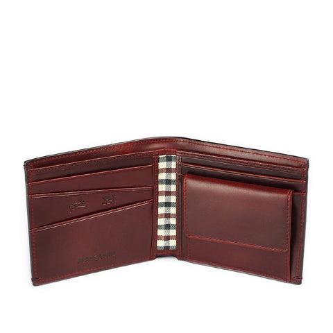 Gnome & Bow LINDEN COIN BILLFOLD - Oxblood - Men's Online Shopping in Singapore | The Assembly Store - 2