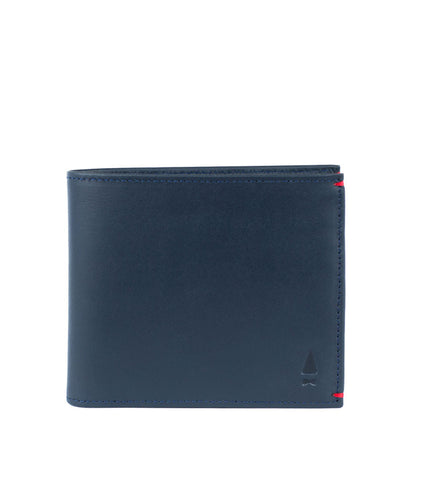 Gnome & Bow Regent Coin Billfold Midnight Blue - Men's Online Shopping in Singapore | The Assembly Store - 1