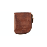 Bayside Curved Zip Wallet