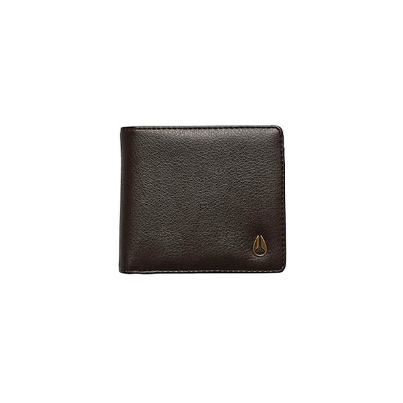 Cape Vegan Leather Coin Wallet