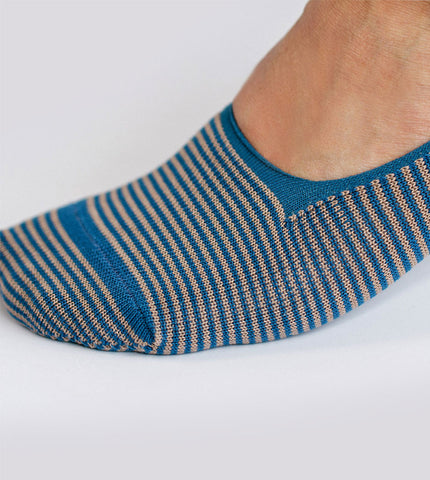 CNYTTAN Skillet Invisible Stripe Blue - Men's Online Shopping in Singapore | The Assembly Store - 3