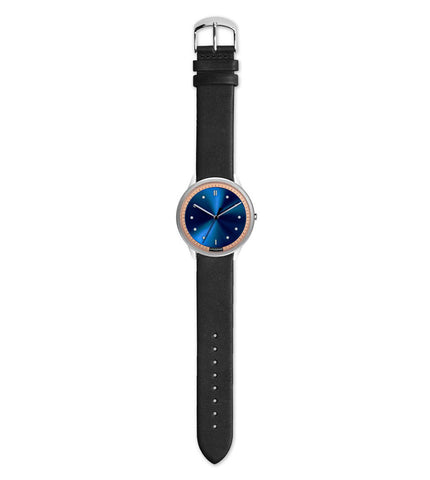 Hypergrand 02 NATO Silver Blue + Classic Black - Men's Online Shopping in Singapore | The Assembly Store - 2