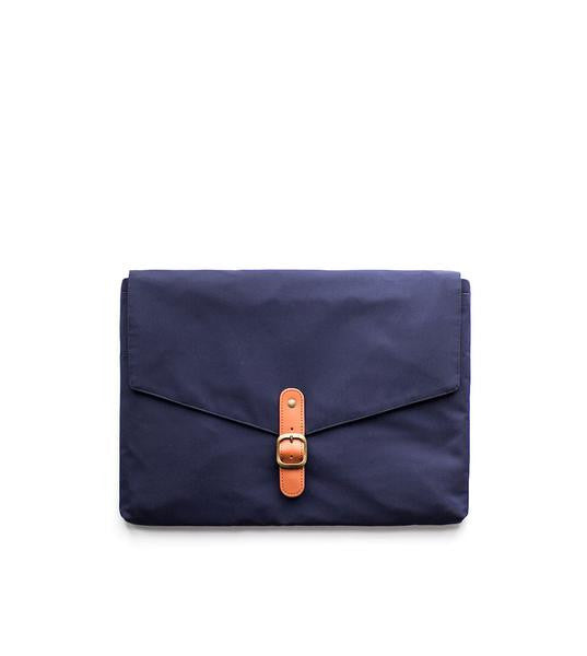 "Folder Case 15"" Navy Macbook Pro with Touch Bar"
