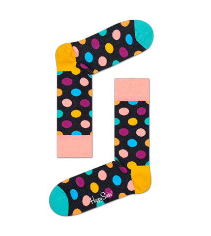 Happy Socks Big Dot Sock - Men's Online Shopping in Singapore | The Assembly Store - 1
