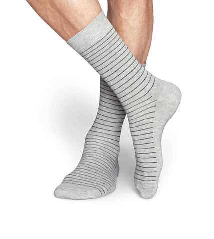 Happy Socks Thin Stripe Sock - Men's Online Shopping in Singapore | The Assembly Store - 2