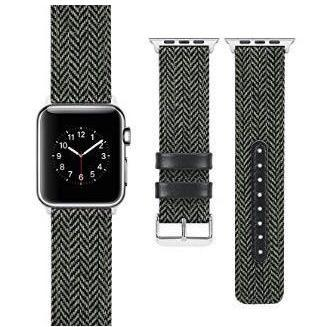 Canvas Apple Watch Straps