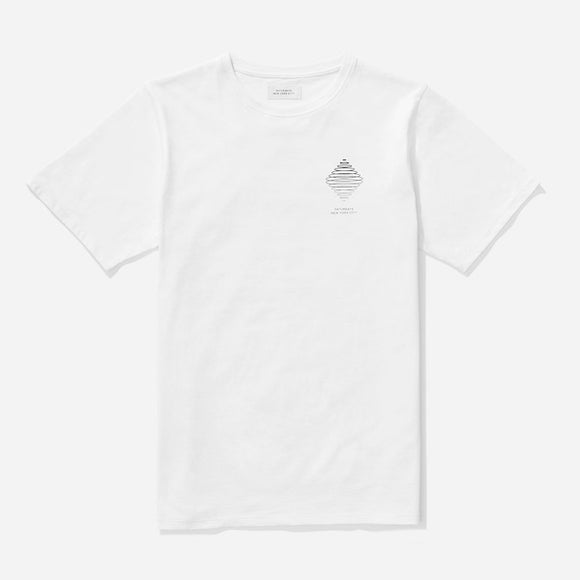 Diamond Spiral T‑Shirt