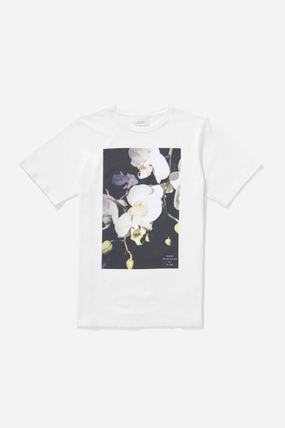 White Orchid T‑Shirt White