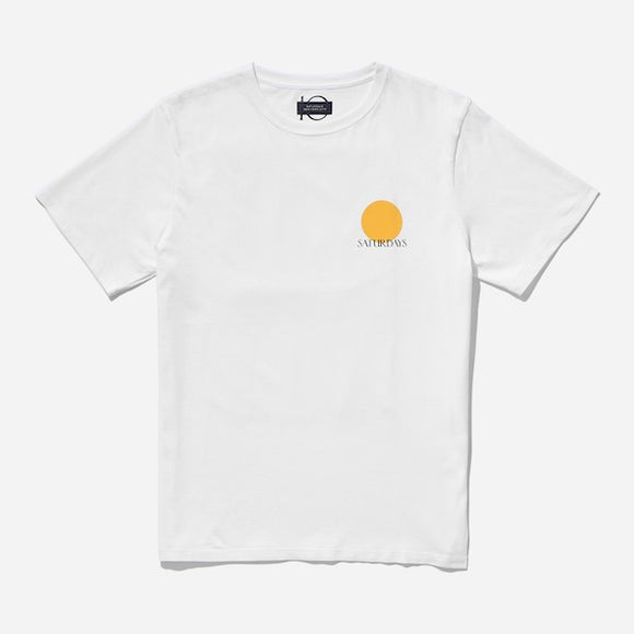 Saturdays Sun T‑Shirt